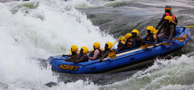1 Day Jinja Adventure Package, White water rafting - Explore the town